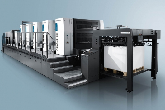 New Large Format Press